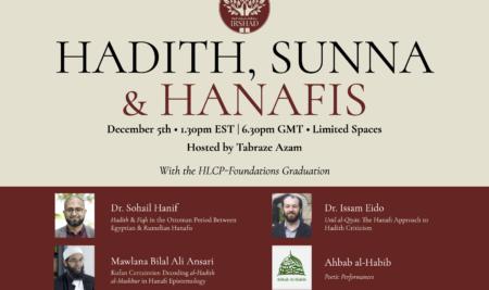 Hadith, Sunna and Hanafis